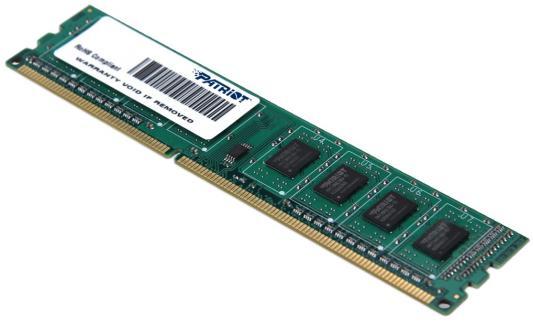 Оперативная память 2Gb PC3-12800 1600MHz DDR3 DIMM Patriot PSD32G160081
