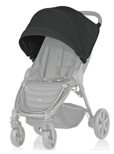 Капор для детской коляски Britax B-Agile/B-motion (cosmos black)