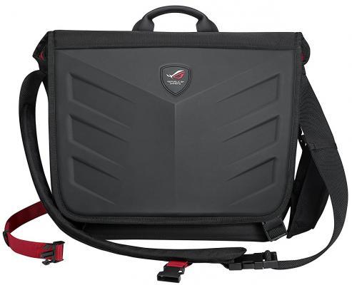 """Сумка для ноутбука 15.4"""" ASUS полиэстер черный 90XB0310-BBP000"""