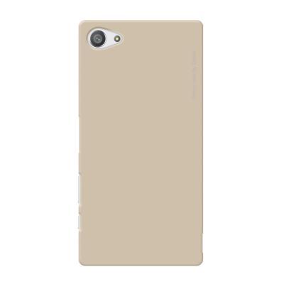 купить Чехол Deppa Air Case и защитная пленка для Sony Xperia Z5 Compact, золотой 83216 онлайн
