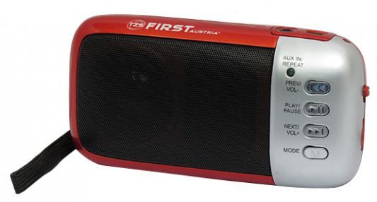 Радиоприемник First 1925 красный