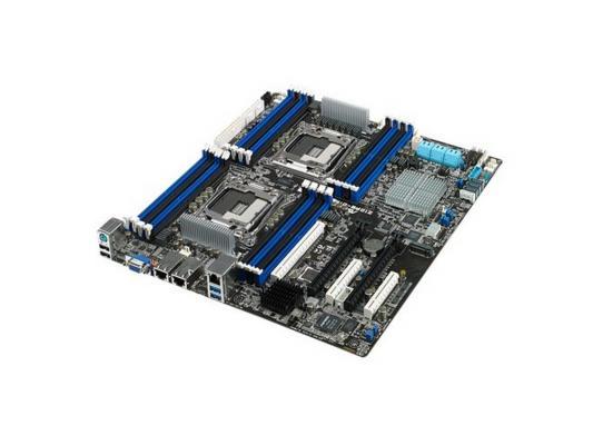 Мат. плата для ПК ASUS Z10PE-D16/10G-2T 2 х Socket 2011-3 C612 16xDDR4 3xPCI-E 16x 2xPCI-E 8x 10xSATAIII EATX Retail