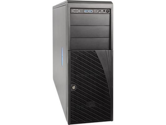 лучшая цена Серверный корпус 4U Intel P4304XXMUXX 937011 Без БП чёрный