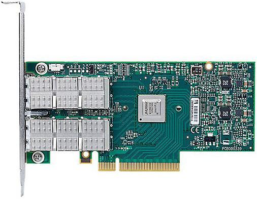 Сетевой адаптер Mellanox MCX354A-FCBT