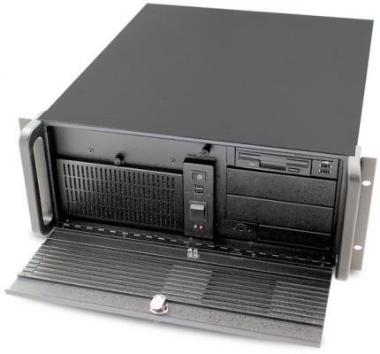 Серверный корпус 4U AIC RMC-4S-0-2 Без БП чёрный