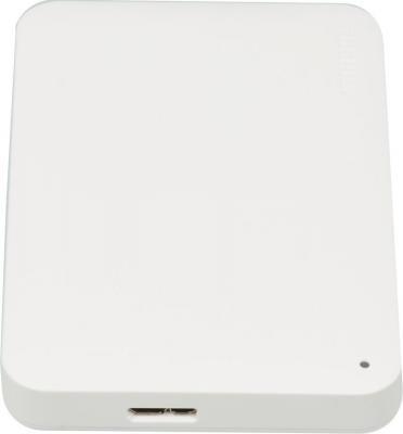 """Внешний жесткий диск 2.5"""" USB3.0 1Tb Toshiba HDTP210EW3AA белый все цены"""