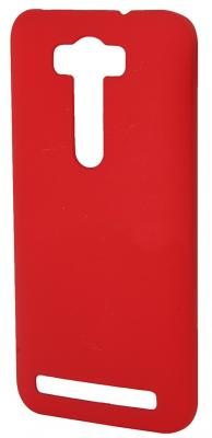 Чехол-накладка Pulsar CLIPCASE PC Soft-Touch для Asus Zenfone Selfie (ZD551KL) красная РСС0149 цена и фото