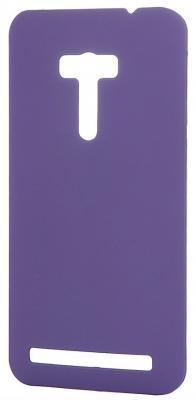 Чехол-накладка Pulsar CLIPCASE PC Soft-Touch для Asus Zenfone Selfie (ZD551KL) синяя РСС0150 цена и фото