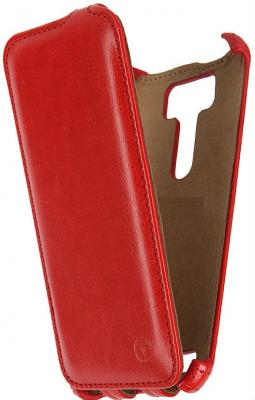 Чехол-флип PULSAR SHELLCASE для ASUS Zenfone Selfie (ZD551KL) красный PSC0820 it baggage flip cover чехол для asus zenfone selfie zd551kl black