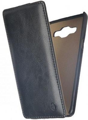 Чехол-флип PULSAR SHELLCASE для Samsung Galaxy A5 SM-A500F черный PSC0394