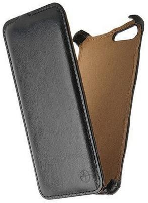 Чехол-флип PULSAR SHELLCASE для Sony Xperia M5/M5 Dual черный PSC0760 цена и фото