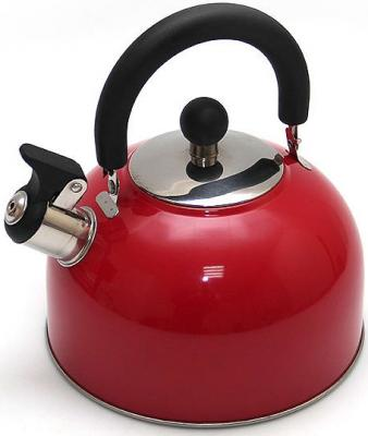 Чайник Катунь KT 105 K красный 2.5 л нержавеющая сталь