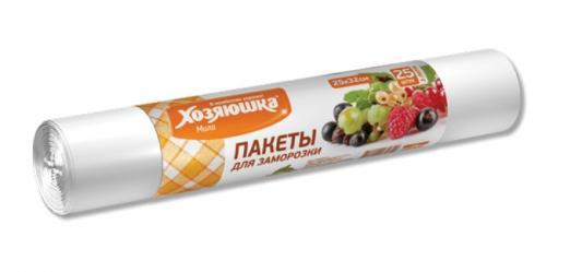 Пакет для хранения и замораживания продуктов Хозяюшка Мила 09009