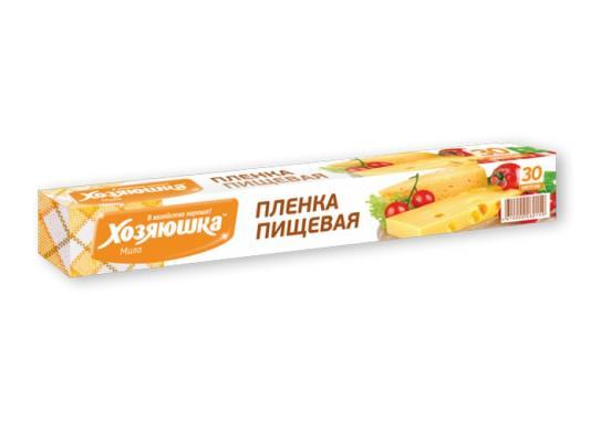 все цены на Пленка пищевая в коробке Хозяюшка Мила 09021