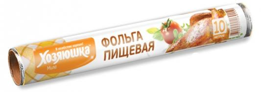 Фольга пищевая Хозяюшка Мила 09004-60 салфетка бытовая хозяюшка мила 04001 мила 04001