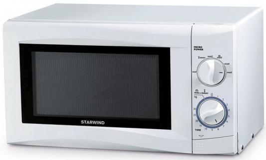 СВЧ StarWind SMW3220 700 Вт белый цена и фото
