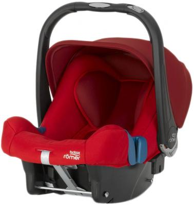 Автокресло Britax Romer Baby-Safe Plus II SHR (flame red trendline) автокресло britax romer baby safe plus ii shr wood brown trendline