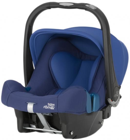 Автокресло Britax Romer Baby-Safe Plus II SHR (ocean blue trendline)