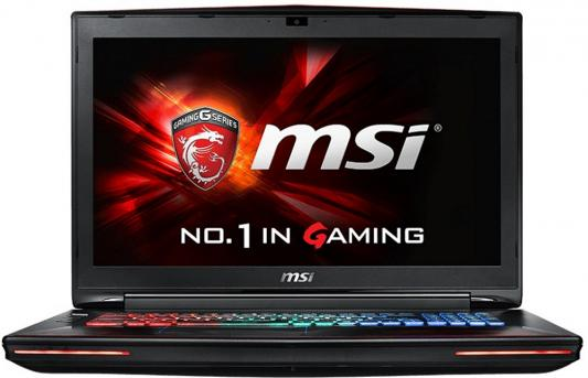 Ноутбук MSI GT72S 6QF-020RU 17.3 1920x1080 Intel Core i7-6820HK 9S7-178344-020 ноутбук msi gs43vr 7re 094ru phantom pro 9s7 14a332 094