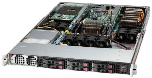 Серверная платформа SuperMicro SYS-1018GR-T