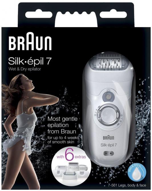 Эпилятор Braun SE 7561 Silk-epil 7 9 inch car headrest mount dvd player digital multimedia player hdmi 800 x 480 lcd screen audio video usb speaker remote control