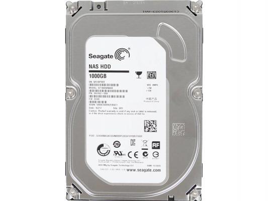 "Жесткий диск 3.5"" 1Tb 5400rpm 64Mb cache Seagate Desktop NAS SATAIII ST1000VN000"