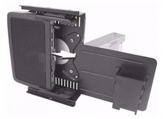Крепление Dell Wyse для моделей серий P class двойное 920359-02L
