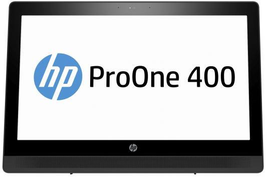 "Моноблок HP AIO 400 G2 21.5"" 1920x1080 i3-6100t 3.2GHz 4Gb 500Gb Intel HD DVD-RW Wi-Fi Win7Pro Win10 клавиатура мышь T4R07EA"