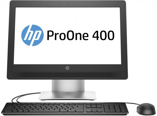 "Моноблок HP AIO 400 G2 21.5"" 1600x900 i3-6100t 3.2GHz 4Gb 500Gb Intel HD DVD-RW Wi-Fi Win10Pro клавиатура мышь T4R04EA"