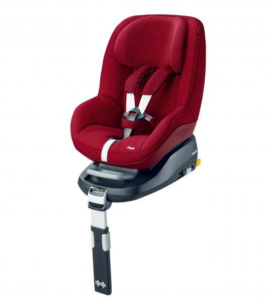 Автокресло Maxi-Cosi Pearl (robin red)