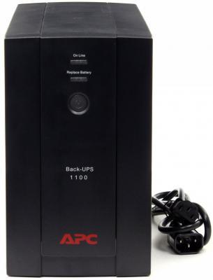 ИБП APC BACK 1100VA BX1100LI