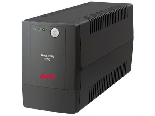 ИБП APC BACK 650VA BX650LI