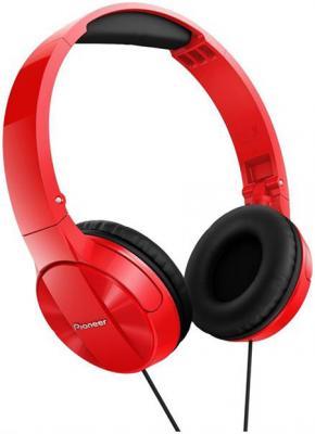 Наушники Pioneer SE-MJ503-R красный наушники pioneer se mj512 r черно красный