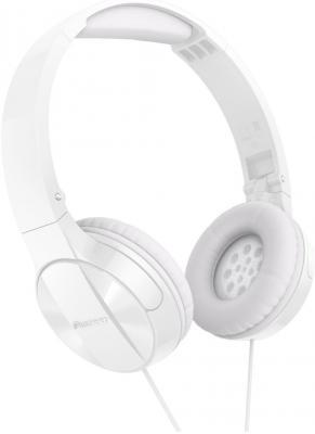 все цены на Наушники Pioneer SE-MJ503-W белый онлайн
