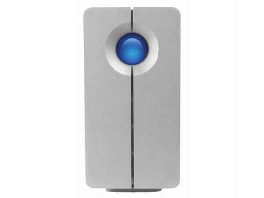 Купить Внешний жесткий диск 3.5 USB3.0 6Tb Lacie Quadra 9000354 серебристый