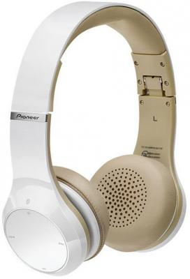 Наушники Pioneer SE-MJ771BT-W белый цена