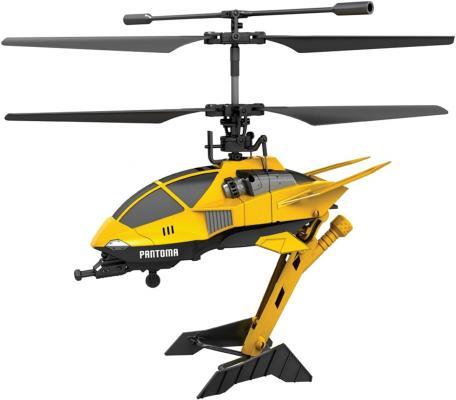 Вертолёт на радиоуправлении От Винта Fly-0240 пластик от 7 лет желтый 87233 военный автомобиль на радиоуправлении tongde в72398 пластик от 3 лет зелёный