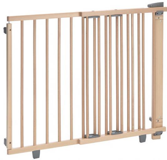 Ворота безопасности для дверных проемов Geuther (NA 2734/натуральный) geuther барьер ворота 2734 na высота 83 см geuther