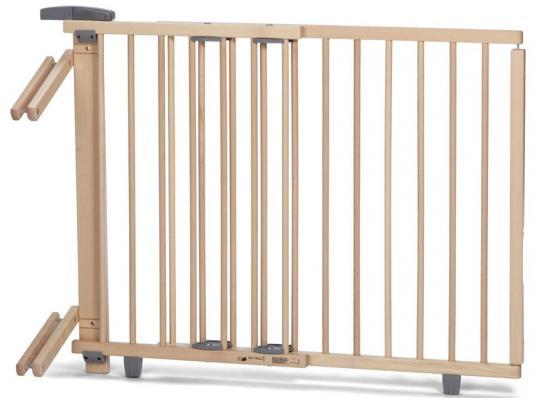 Ворота безопасности для дверных проемов Geuther (NA 2735/натуральный)