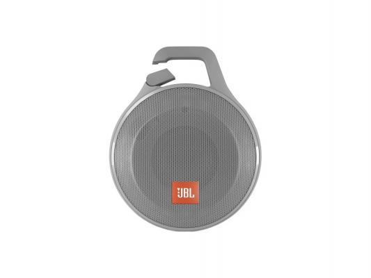 Акустическая система JBL CLIP PLUS серый  JBLCLIPPLUSGRAY