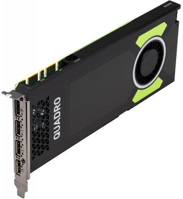 Видеокарта 8192Mb HP Quadro M4000 PCI-E M6V52AA