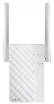 Маршрутизатор ASUS RP-AC56 802.11acbgn 867Mbps 5 ГГц 2.4 ГГц 2xLAN RJ-45 белый