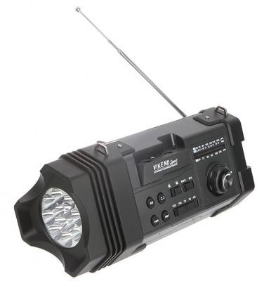 лучшая цена Радиоприемник Сигнал VIKEND SPORT черный
