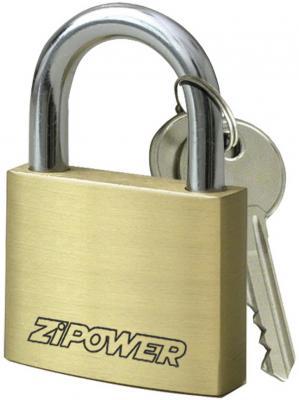 все цены на Замок Zipower PM 4243 навесной латунь