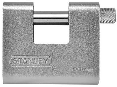 Замок Stanley S 742-023 навесной 80мм замок stanley s 742 009