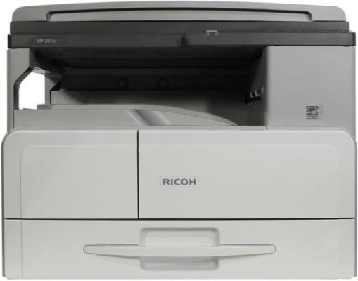 МФУ Ricoh MP 2014D черно-белый A3 600x600 dpi 20ppm USB 910371/417373