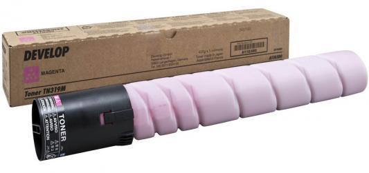 Картридж Konica Minolta TN-319M для Bizhub C360 пурпурный картридж для принтера yes dr311k dr311c konica minolta bizhub c220 c280 c360 4 lot