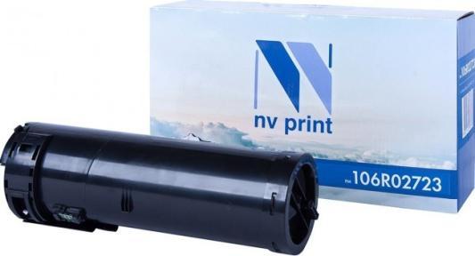 Картридж NV-Print 106R02723 для Xerox 3610/WorkCentre 3615 черный 14100стр тонер картридж easyprint lx 3610 для xerox phaser 3610n 3610dn workcentre 3615dn 14100 стр с чипом 106r02723