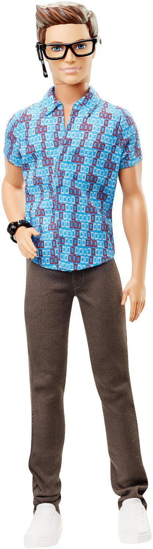 Кукла Mattel Barbie Кен-секретный агент 30 см DHF19 от 123.ru