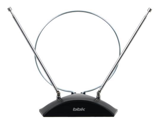 Антенна BBK DA03 Комнатная цифровая DVB-T